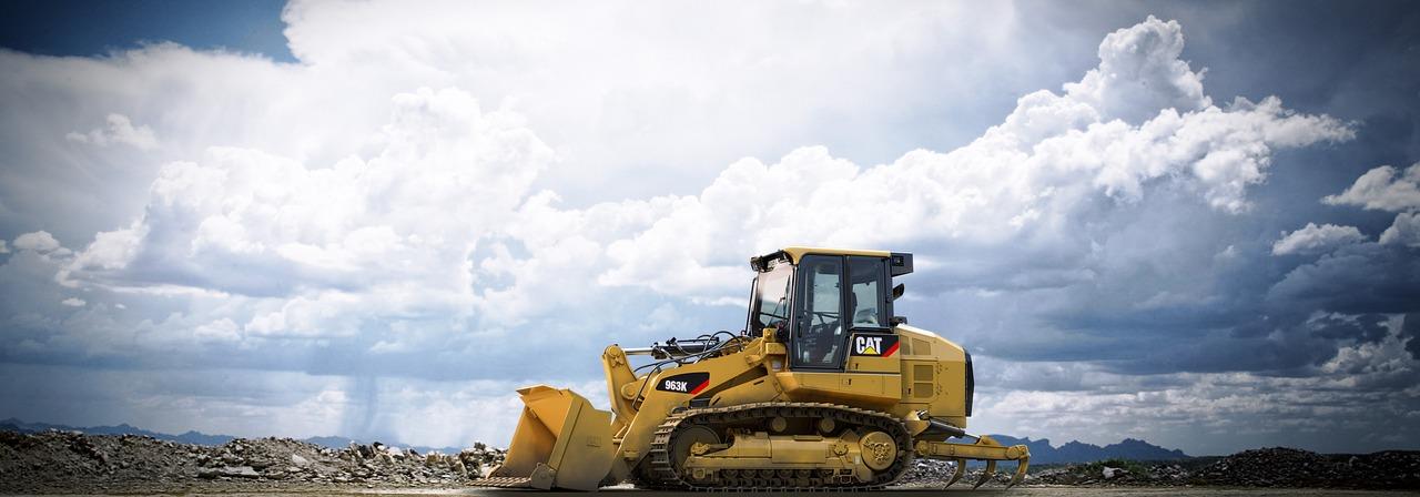 Gdzie warto kupować części do maszyn budowlanych?