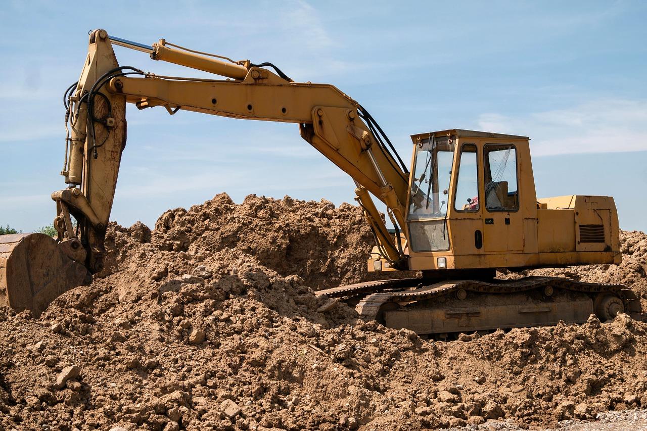 Gdzie kupić części do maszyn budowlanych?