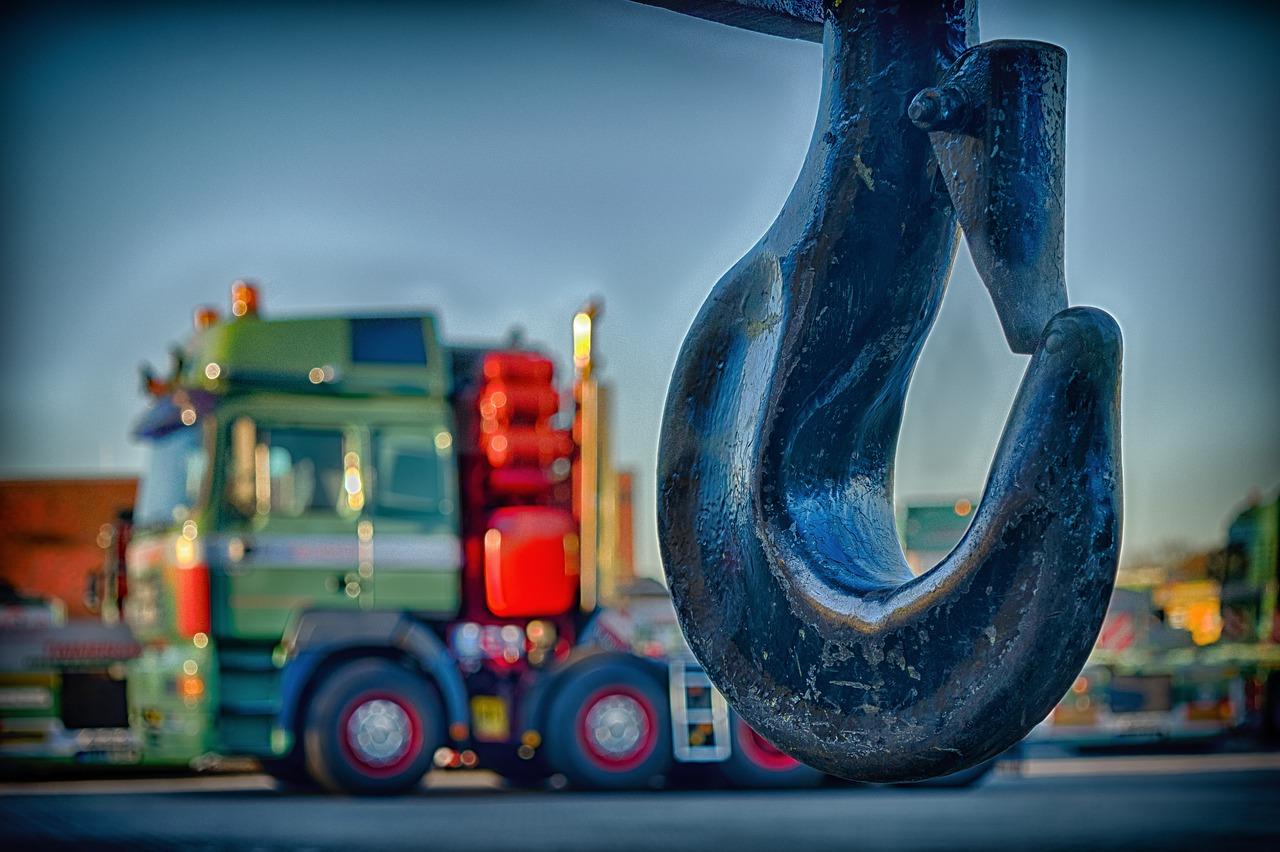 Ciężarówki DAF i naprawa